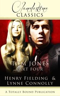 Cover Tom Jones: Part Four