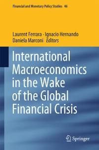 Cover International Macroeconomics in the Wake of the Global Financial Crisis