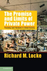 Cover Promise and Limits of Private Power