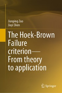 Cover The Hoek-Brown Failure criterion—From theory to application