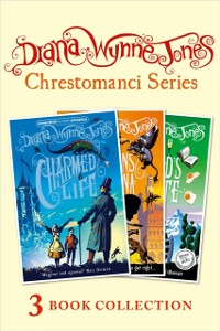 Cover Chrestomanci series: 3 Book Collection (The Charmed Life, The Pinhoe Egg, Mixed Magics) (The Chrestomanci Series)