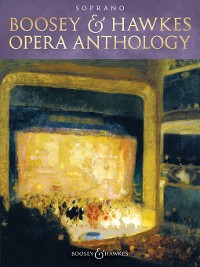 Cover Boosey & Hawkes Opera Anthology--Soprano