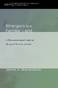 Cover Strangers in a Familiar Land