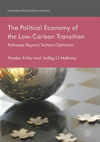 Cover The Political Economy of the Low-Carbon Transition