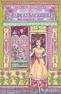 Cover Die Glücksbäckerei – Die magische Zeit