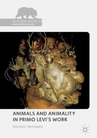Cover Animals and Animality in Primo Levi's Work