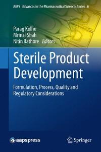 Cover Sterile Product Development