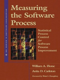 Cover Measuring the Software Process