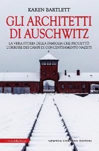 Cover Gli architetti di Auschwitz