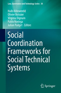 Cover Social Coordination Frameworks for Social Technical Systems