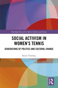 Cover Social Activism in Women's Tennis