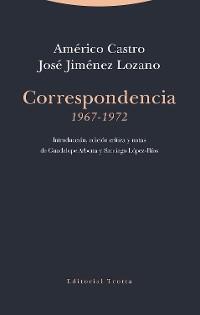 Cover Correspondencia (1967-1972)