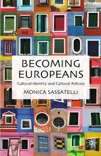Cover Becoming Europeans