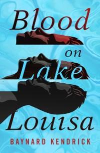 Cover Blood on Lake Louisa