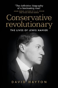 Cover Conservative revolutionary