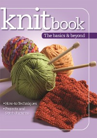 Cover Knitbook: The Basics & Beyond