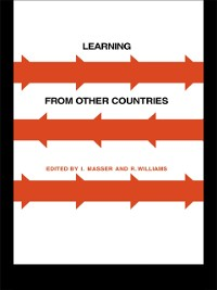 Cover Learning from Other Countries: The Cross-National Dimension in Urban Policy Making