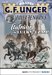 Cover G. F. Unger Billy Jenkins 39 - Western