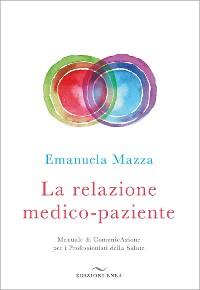 Cover La relazione medico-paziente