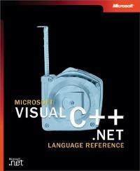 Cover Microsoft(R) Visual C++(R) .NET Language Reference