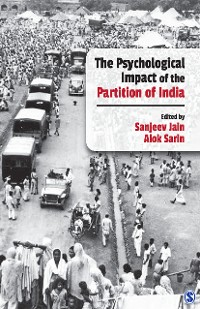 Cover The Psychological Impact of the Partition of India