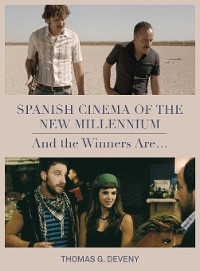 Cover Spanish Cinema of the New Millennium