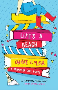 Cover Bookshop Girl: Life's a Beach