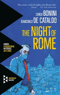 Cover The Night of Rome