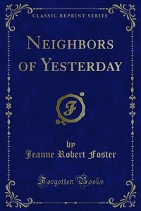 Cover Neighbors of Yesterday