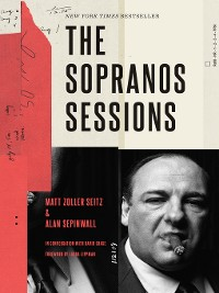 Cover The Sopranos Sessions