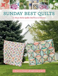 Cover Sunday Best Quilts