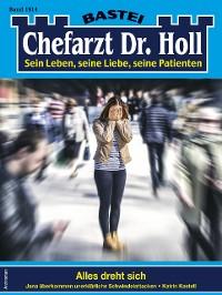 Cover Dr. Holl 1914 - Arztroman