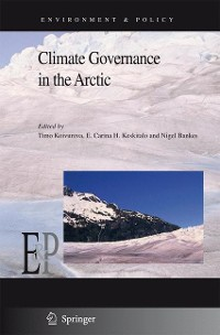 Cover Climate Governance in the Arctic