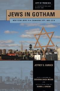 Cover Jews in Gotham