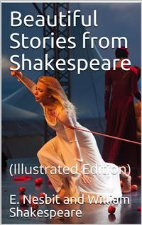 Cover Beautiful Stories from Shakespeare