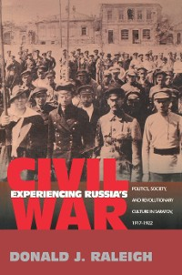 Cover Experiencing Russia's Civil War