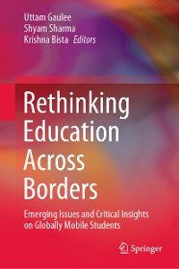 Cover Rethinking Education Across Borders