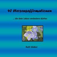 Cover 40 Herzensaffirmationen