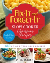 Cover Fix-It and Forget-It Slow Cooker Champion Recipes