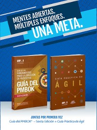 Cover A Guide to the Project Management Body of Knowledge (PMBOK(R) Guide- / Agile Practice Guide Bundle (SPANISH)