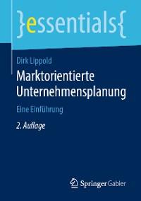 Cover Marktorientierte Unternehmensplanung