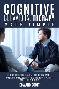 Cover Cognitive behavioral Therapy Made Simple