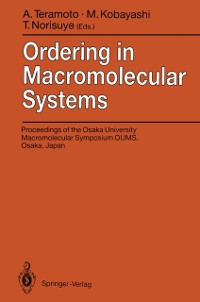 Cover Ordering in Macromolecular Systems