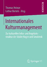 Cover Internationales Kulturmanagement