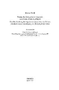 Cover Warum der Kategorische Imperativ nach Kants Ansicht gültig ist