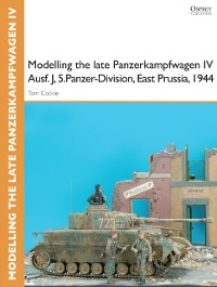 Cover Modelling the late Panzerkampfwagen IV Ausf. J, 5.Panzer-Division, East Prussia, 1944