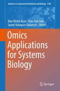 Cover Omics Applications for Systems Biology