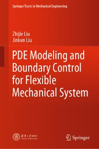 Cover PDE Modeling and Boundary Control for Flexible Mechanical System