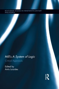 Cover Mill's A System of Logic