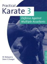 Cover Practical Karate Volume 3 Defense Agains